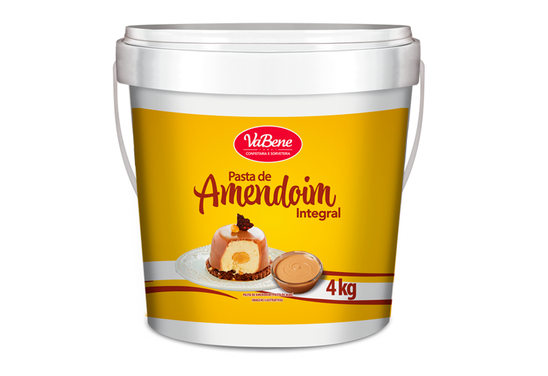 Pasta de Amendoim 4kg VaBene