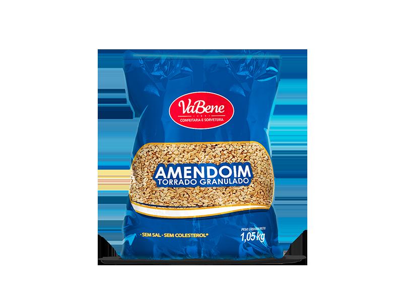 Amendoim Torrado Granulado VaBene 1,05kg